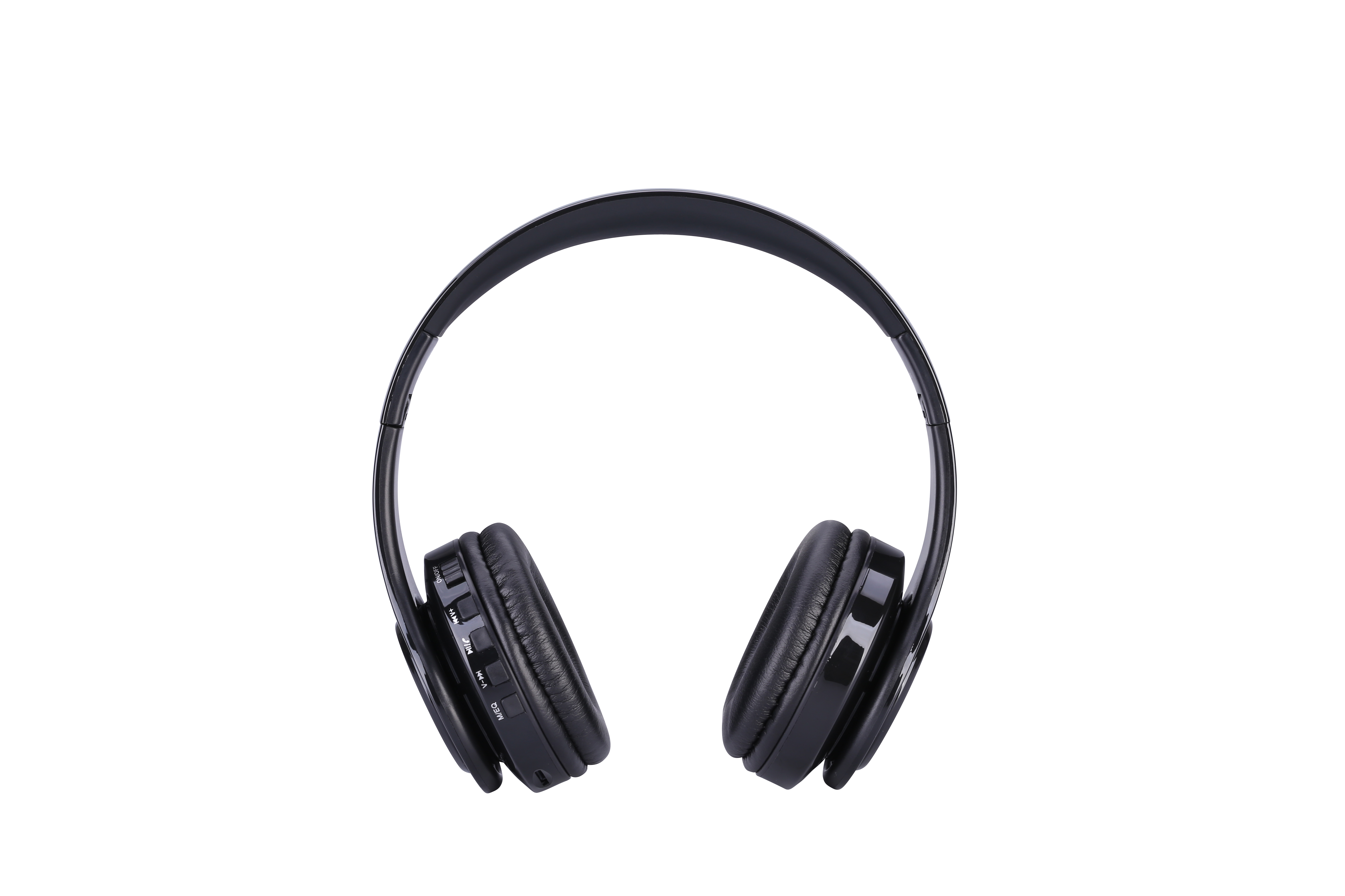 rechargeable wireless bluetooth foldable headphones mic